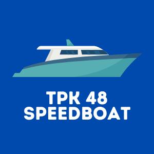 TPK 48 Speedboat